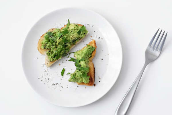 "2015: AVOCADO TOAST   If you weren't putting avocado on your toast for breakfast in 2015, I don't even know, what were you doing? Avocado toast was popularized in Australia, then arrived in the U.S. on the menu at Café Gitane in New York City before it took over your Instagram feed. Wrote the  Washington Post , ""The recipe has been personalized and iterated on by so many reputable chefs and food magazines that it has elevated avocado toast from a simple way to showcase avocado to a food trend to a visual feast as iconic as baked Alaska."""