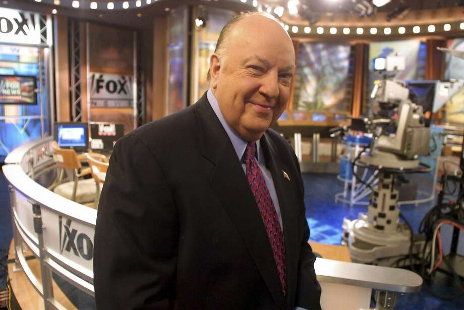 Roger Ailes, late of Fox News, could join a Donald Trump media network. Photo: ANGEL FRANCO, NYT