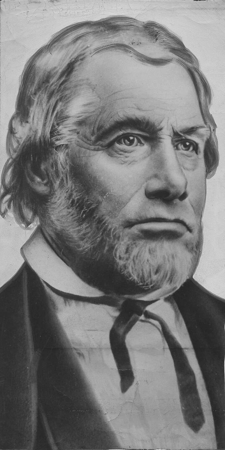 James Wilson Marshall (October 8, 1810 - August 10, 1885) found gold in Coloma on the American River on Jan 24, 1848, the impetus for the California Gold Rush.   Last ran: Jan 13 1964, p.19