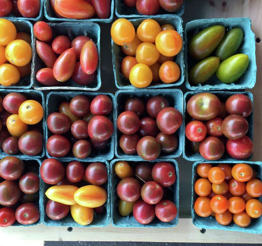 Fresh produce is available through a new partnership between the Greenwich YWCA and the Athens, N.Y.-based Field Goods. Photo: Bob Luckey Jr. / Hearst Connecticut Media / Greenwich Time