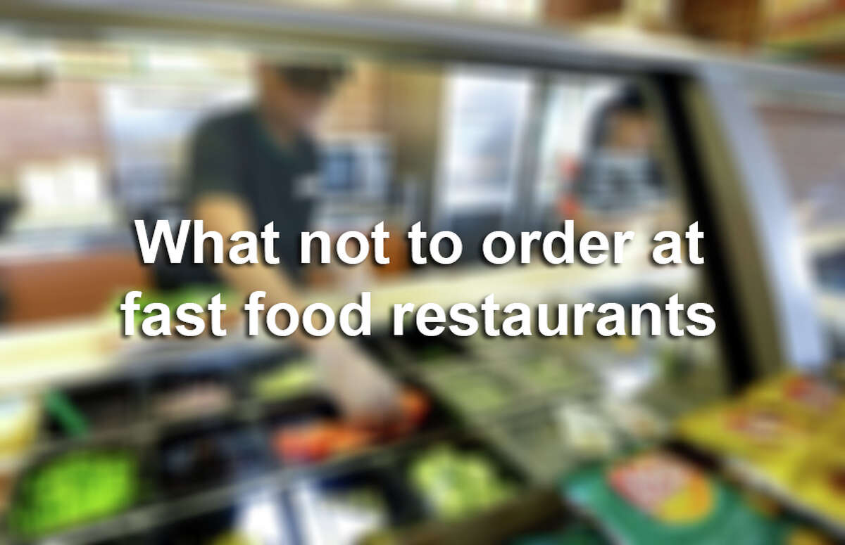 Read what fast food workers on Reddit say you should never order from their restaurants.