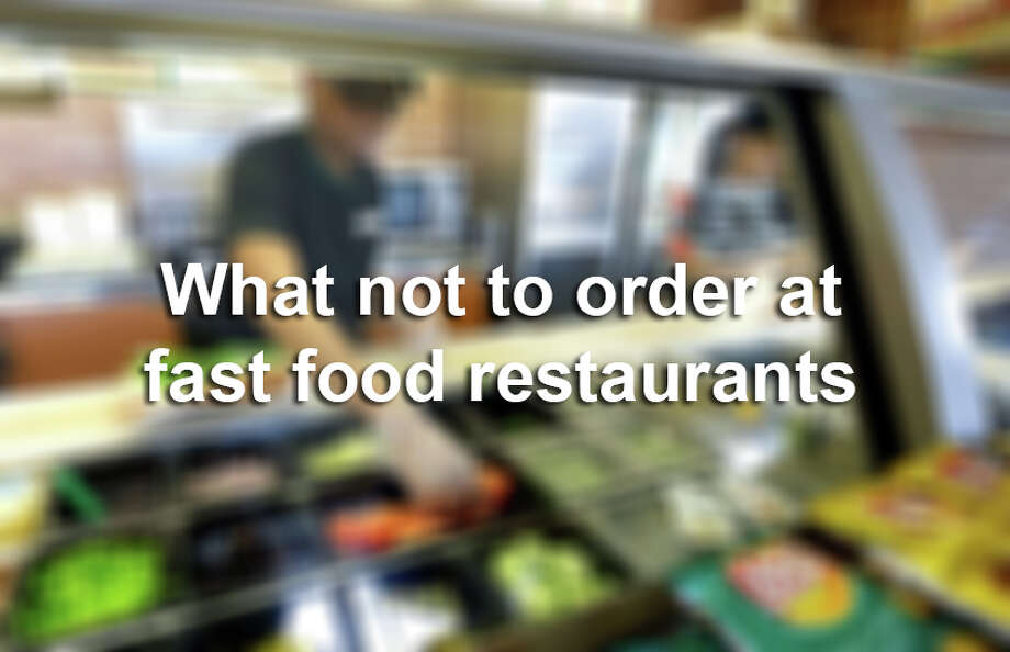 Read what fast food workers on Reddit say you should never order from their restaurants. / Copyright 2016 The Associated Press. All rights reserved. This material may not be published, broadcast, rewritten or redistribu
