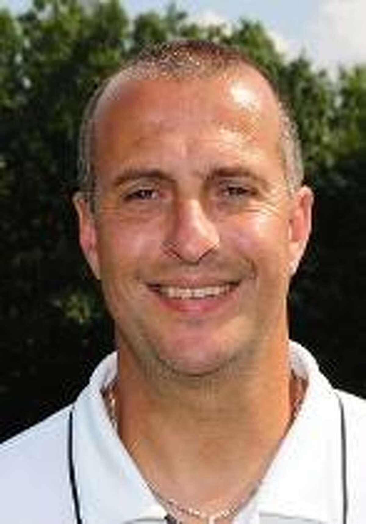Western Connecticut State University men's soccer coach Joe Mingachos.