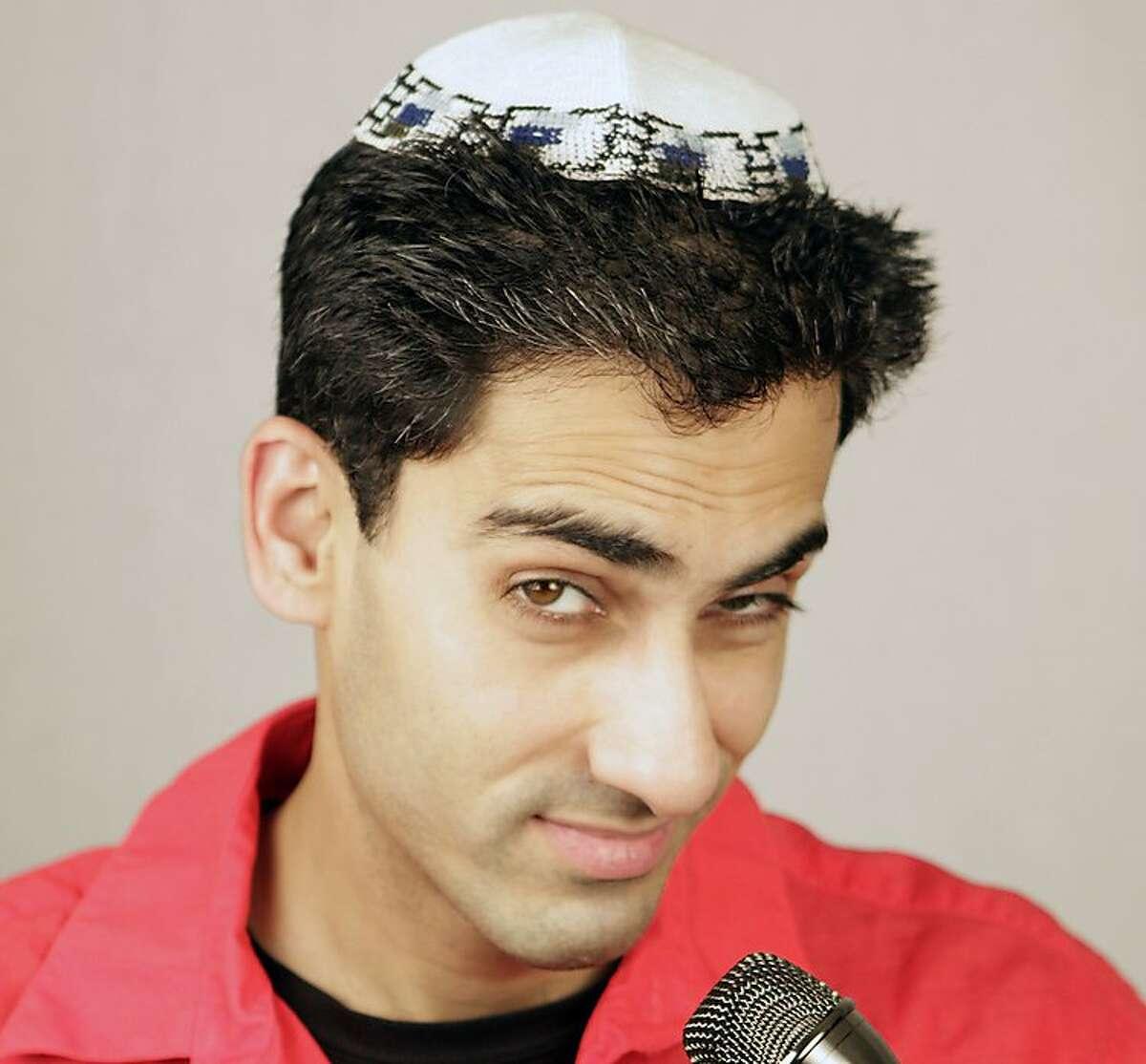 Samson Koletkar is a co-founder of the Desi Comedy Fest.