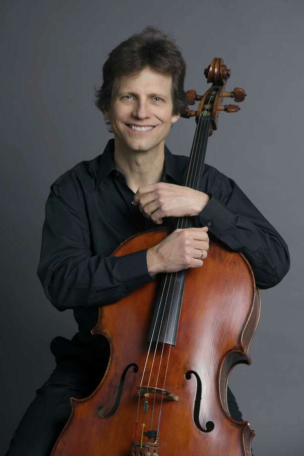 Philadelphia Orchestra cellist Bob Cafaro (photo courtesy Bob Cafaro)