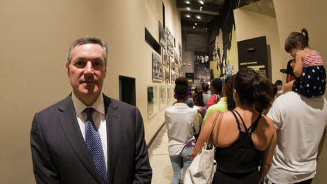 Gary Markowitz of Bellaire is the new chairman of the board at the Holocaust Museum Houston.  He is the son of Holocaust survivors and says the experiences of his parents have shaped the way he sees the world.Gary Markowitz of Bellaire is the new chairman of the board at the Holocaust Museum Houston.  He is the son of Holocaust survivors and says the experiences of his parents have shaped the way he sees the world.