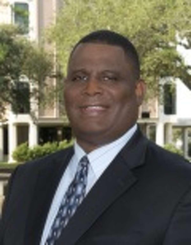 Port Arthur Mayor Pro Tem Raymond Scott Jr.