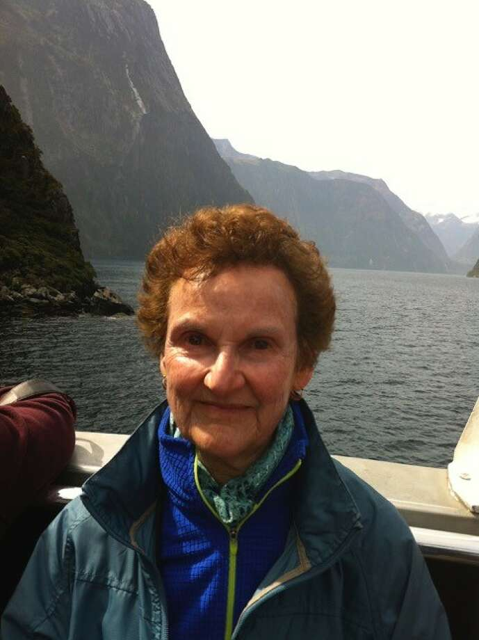 Writer Betty Krasne will lead and eight-week memoir writing course at the Kent Library. Photo: Contributed Photo
