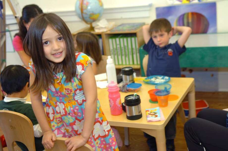 Sofia Iuteri 5 At The Bridges School A Nursery That Recently Opened