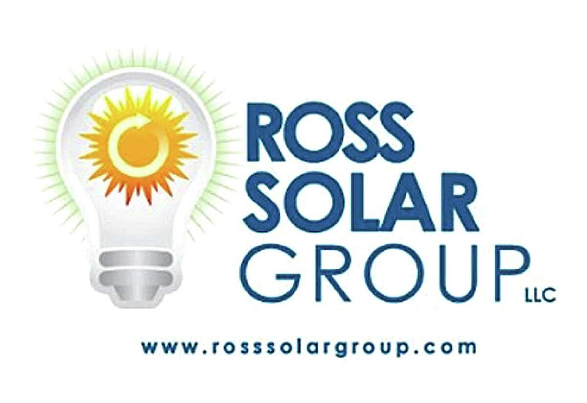Logo for Ross Solar in Danbury