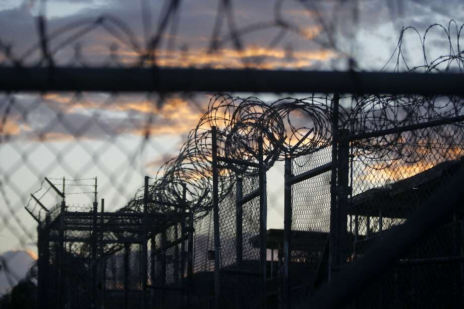 President Obama wants to close the military prison at Guantanamo Bay Naval Base, Cuba, which was used as the first detention facility for al Qaeda and Taliban militants. Photo: Charles Dharapak, Associated Press