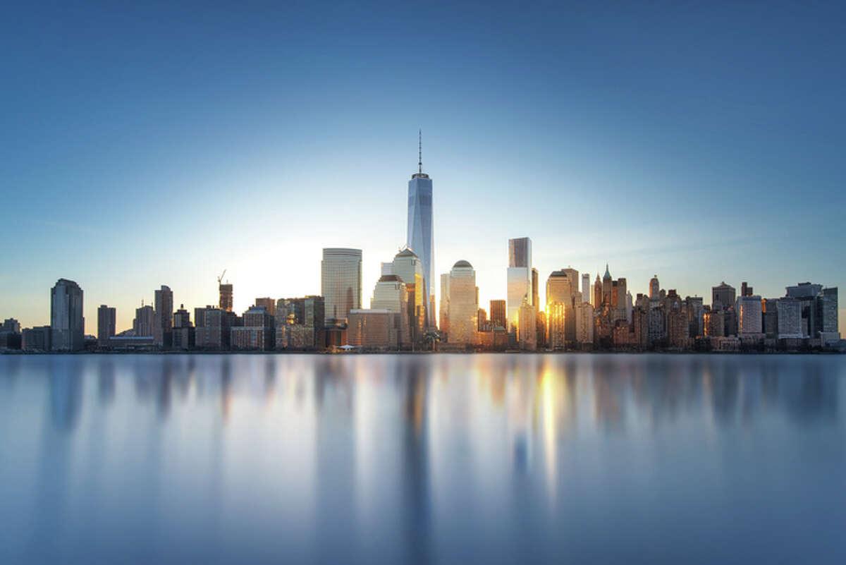 New York City Median rent:$2,900 Best university in ranking:Columbia University Sunshine hours per year:1,541 Nurse Salary:$70,895 Startup funding in last 12 months:$13,714,588,373