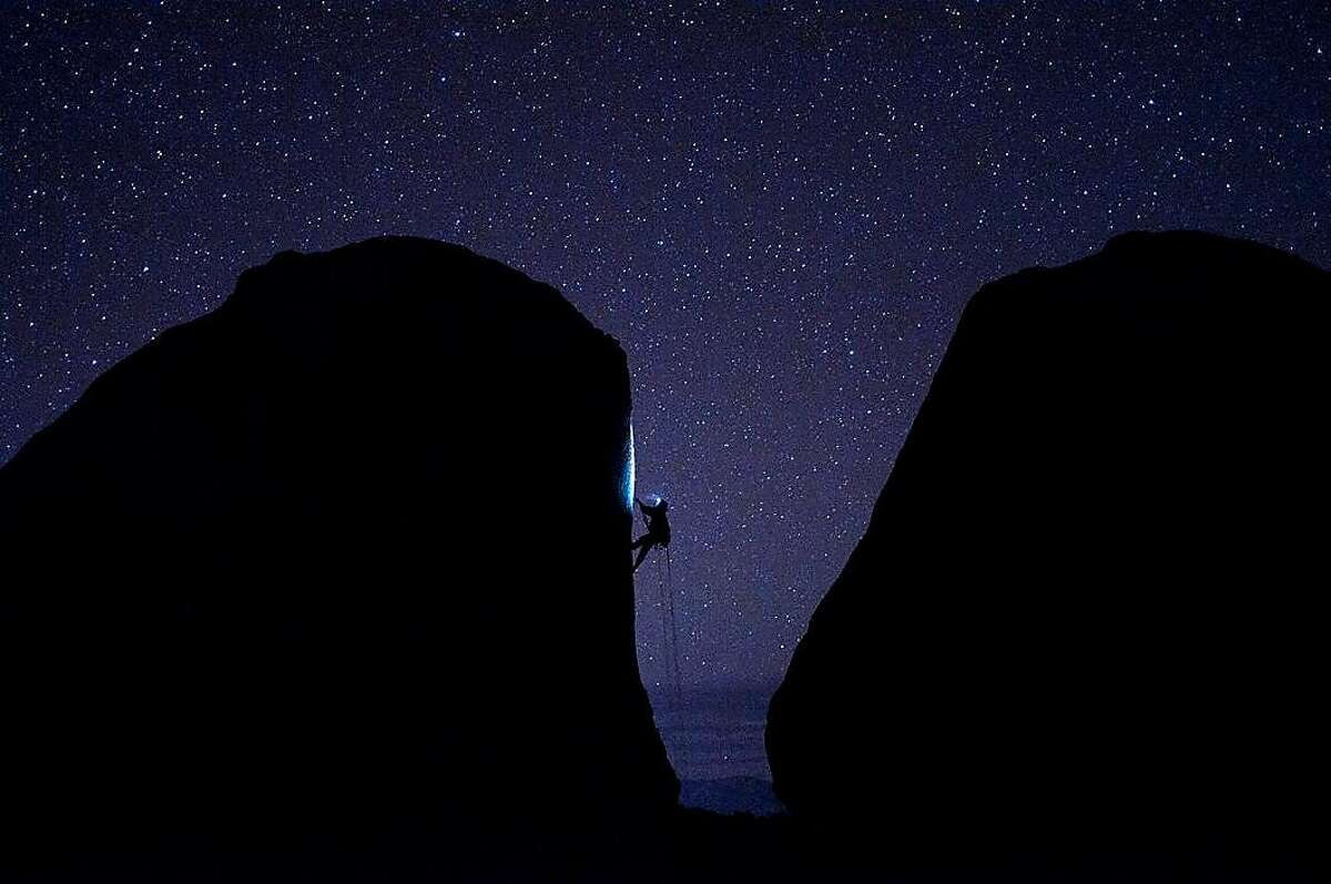 A night climber and stars in what is called