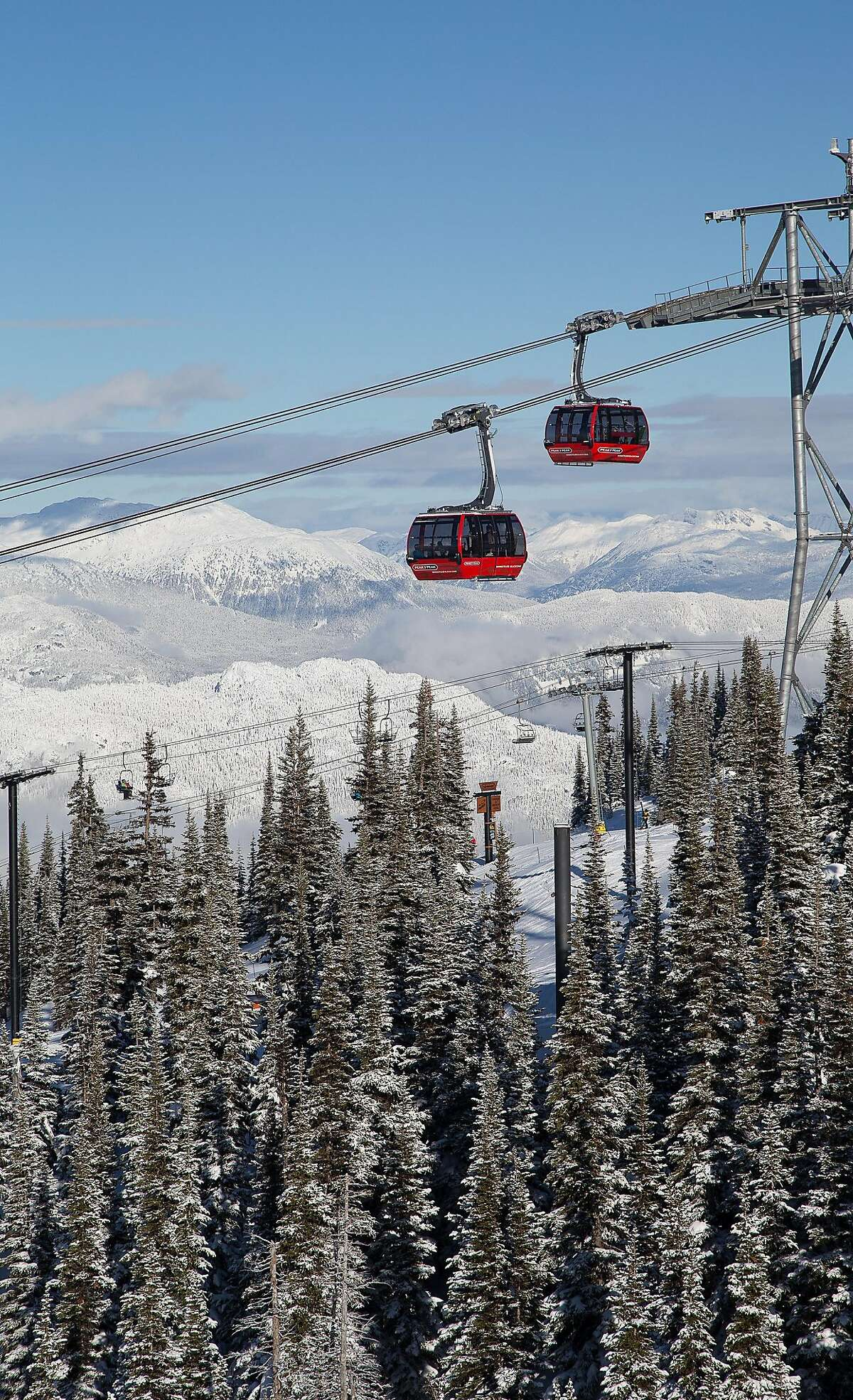 Whistler Mountain is looking to boost its year-round amenities and add new lifts. (Paul Morrison/Whistler-Blackcomb Resort)