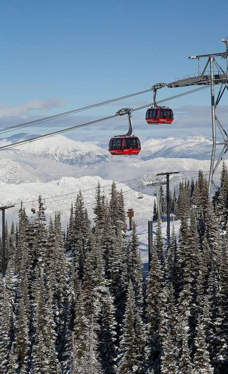 Whistler Mountain is looking to boost its year-round amenities and add new lifts. (Paul Morrison/Whistler-Blackcomb Resort) Photo: Paul Morrison/Whistler-Blackcomb, TNS