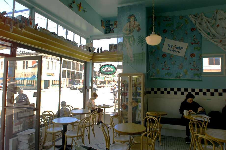 Toy Boat Dessert Cafe at 401 Clement St. is among the first nine San Francisco legacy businesses. Photo: JERRY TELFER, SFC