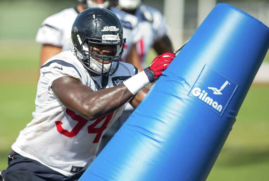 Texans Promoting Ufomba Kamalu To 53 Man Roster Houston