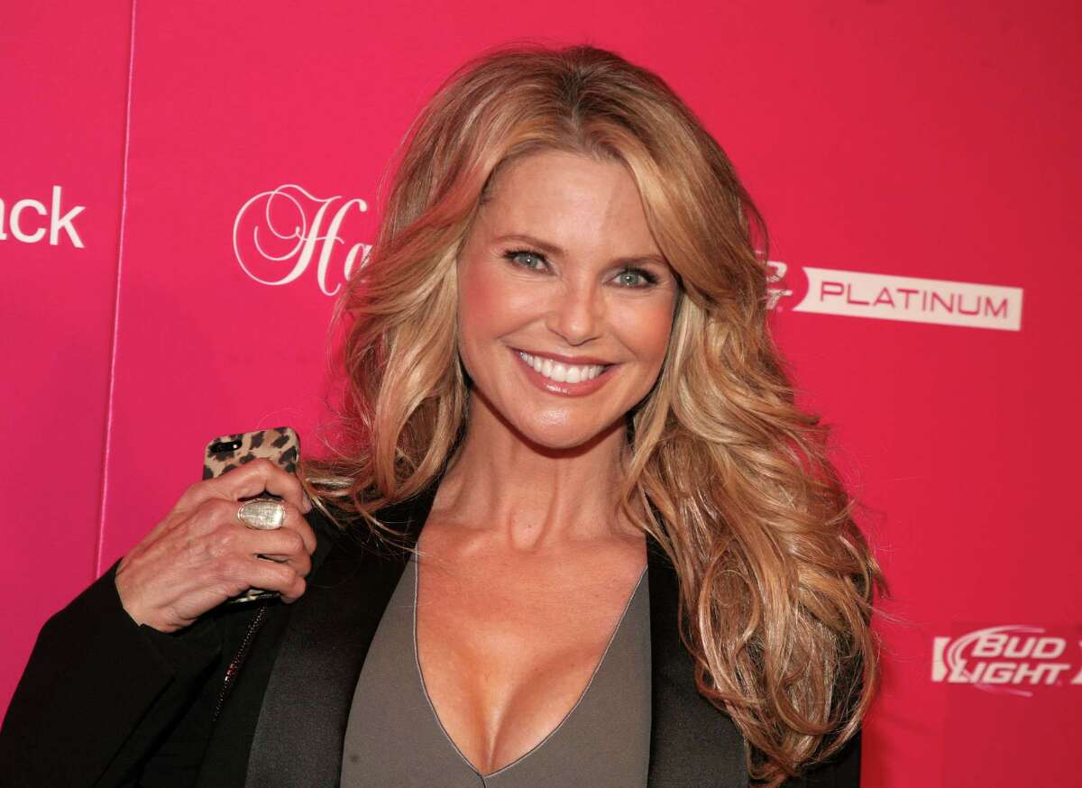 Fashion model Christie Brinkley attends Us Weekly's Most Stylish New Yorkers Party on Tuesday, Sept. 10, 2013, in New York. (Photo by Andy Kropa/Invision/AP) ORG XMIT: NYAK108