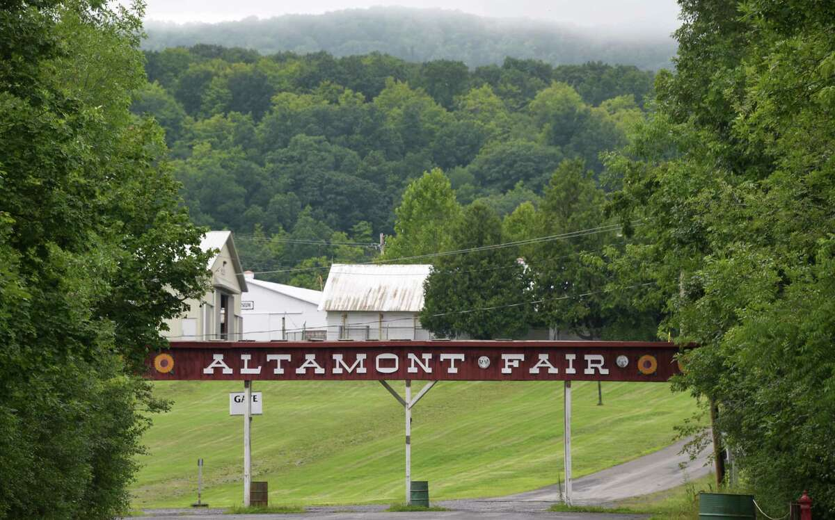 The Altamont Fairgrounds had to cancel a Juneteenth celebration on June 19 and 20, 2021 due to permit requirements not being met. (Times Union file photo)