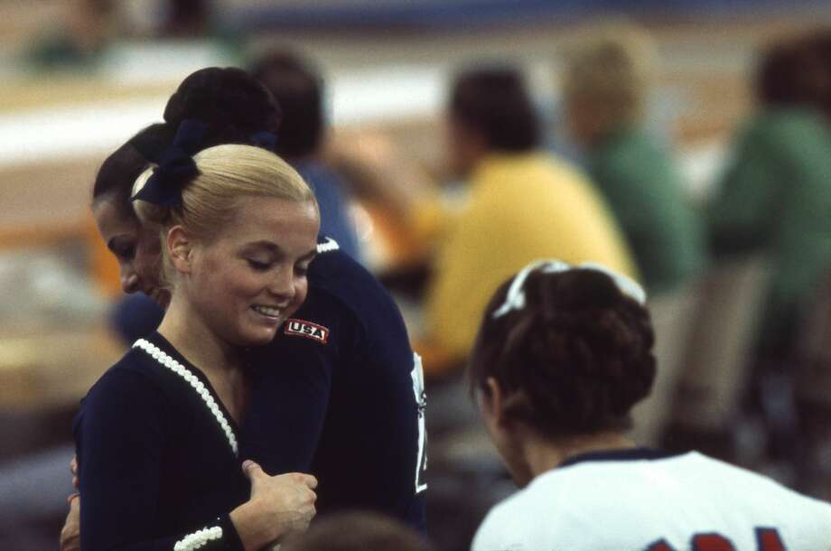 US gymnast, Cathy Rigby, at the 1972 Summer Olympic Games in Munich Germany. (Photo by John Dominis/The LIFE Picture Collection via Getty Images) Photo: John Dominis/The LIFE Picture Collection Via Getty Images