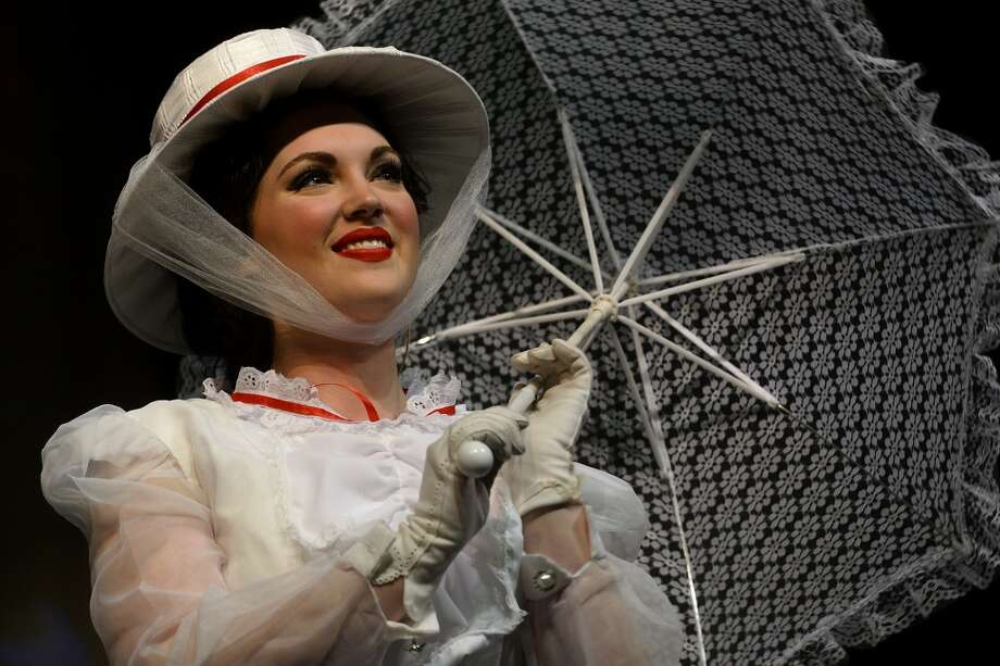 FRIDAY-SATURDAY:'LAMAR STATE COLLEGE: MARY POPPINS MUSICAL'When: 7:30 p.m., Aug. 12-13Where:Sam and Linda Moore Theater, 1500 Procter St., Port ArthurCost:$15 adults, $8 children 12 and underInfo:409-984-6111 Photo: Ryan Pelham/The Enterprise