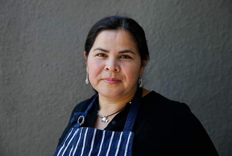 Los Cilantros chef Dilsa Lugo. Photo: Leah Millis, The Chronicle
