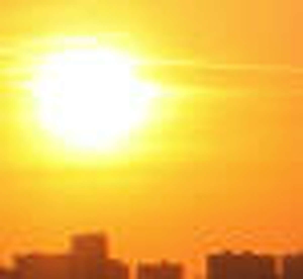 Houston's high temperature on Monday, Sept. 19, 2016, is expected to be about 97 degrees, with a
