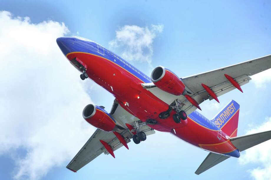 Southwest said last month's outage would lead to a 0.5 percentage point drop in unit revenues during the third quarter and that it expects its cost per seat mile to rise by up to 2 percent. Photo: Skip O'Rourke /Associated Press / Tampa Bay Times