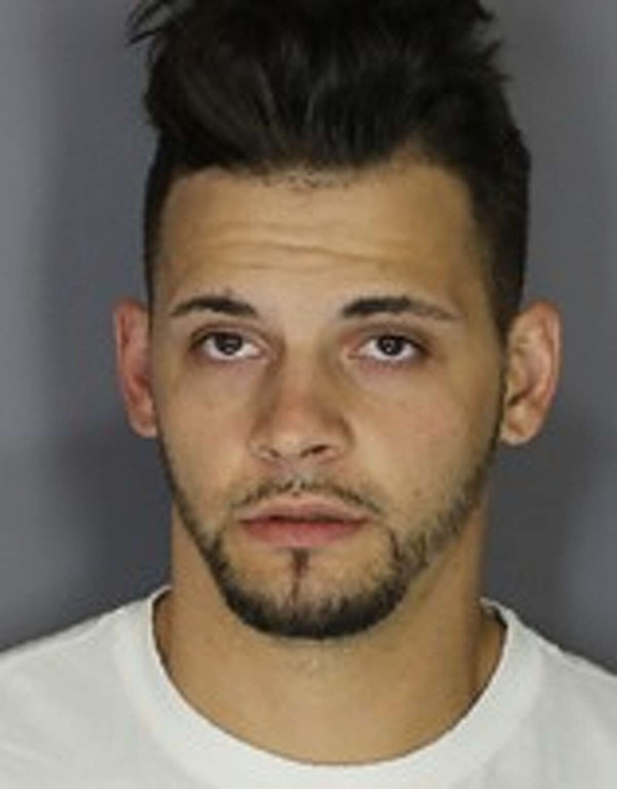 Daniel D. Dugan, 29. (Photo: Albany County Sheriff's Office).