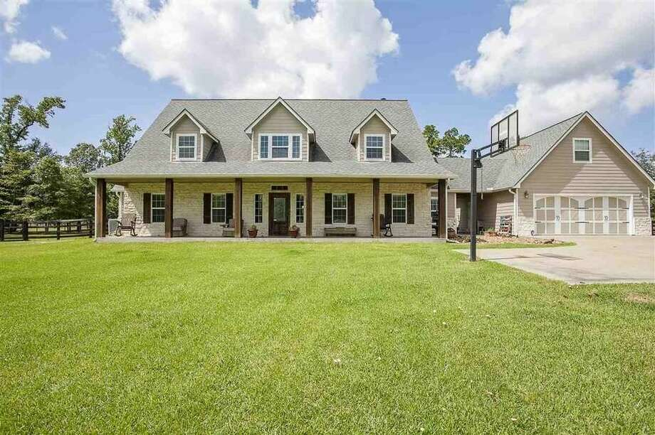 9035 Jewel Dr., Orange, Texas 77630$379,900. 4 bedrooms; 4 full, 1 half bathrooms. 2,596 sq. ft., 4.95 acre lot. Photo: Realtor.com