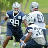 Nike jerseys for Cheap - Cowboys' Russell seeking more important role - San Antonio Express ...