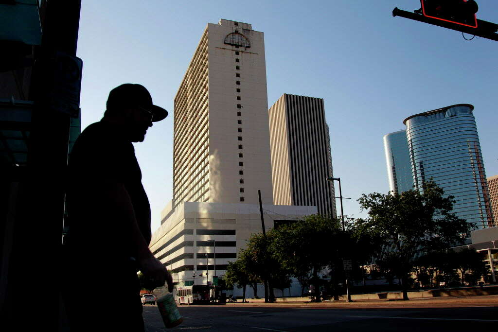 Abandoned Downtown Houston Hotel Makes Another Run At New Life