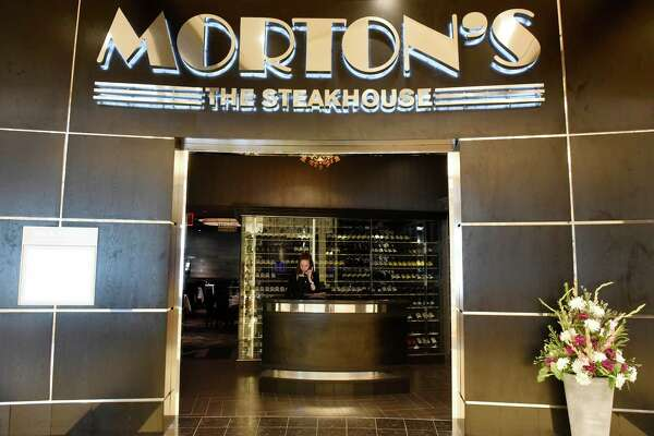 Front entrance on Thursday, Aug. 4, 2016, Morton's The Steakhouse in Saratoga Springs, N.Y. (Cindy Schultz / Times Union)