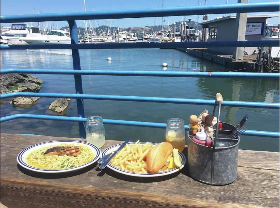 Click through to see some of the SFGATE staff's favorite date spots in the Bay Area.We've included everything from a casual waterfront meal, such as the pictured Fish restaurant in Sausalito, to romantic spots to sip a drink and cozy up together. Photo: @sherlle0331, Instagram