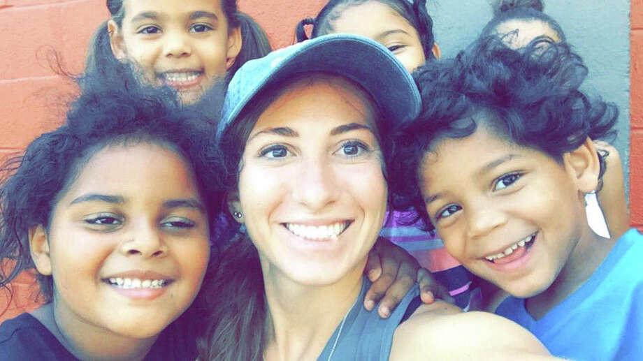 Amanda Chase, Class of 2016, Volunteer, Troy Boys & Girls Club Photo: University At Albany