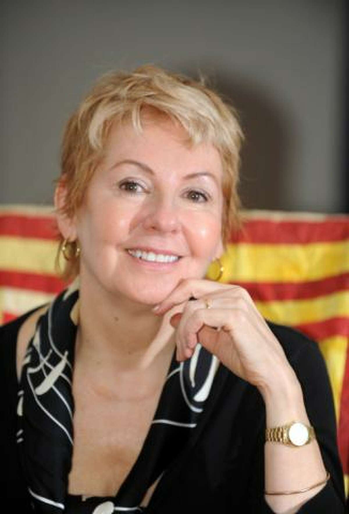 Author Diane Cameron. (Photo: Cindy Schultz)