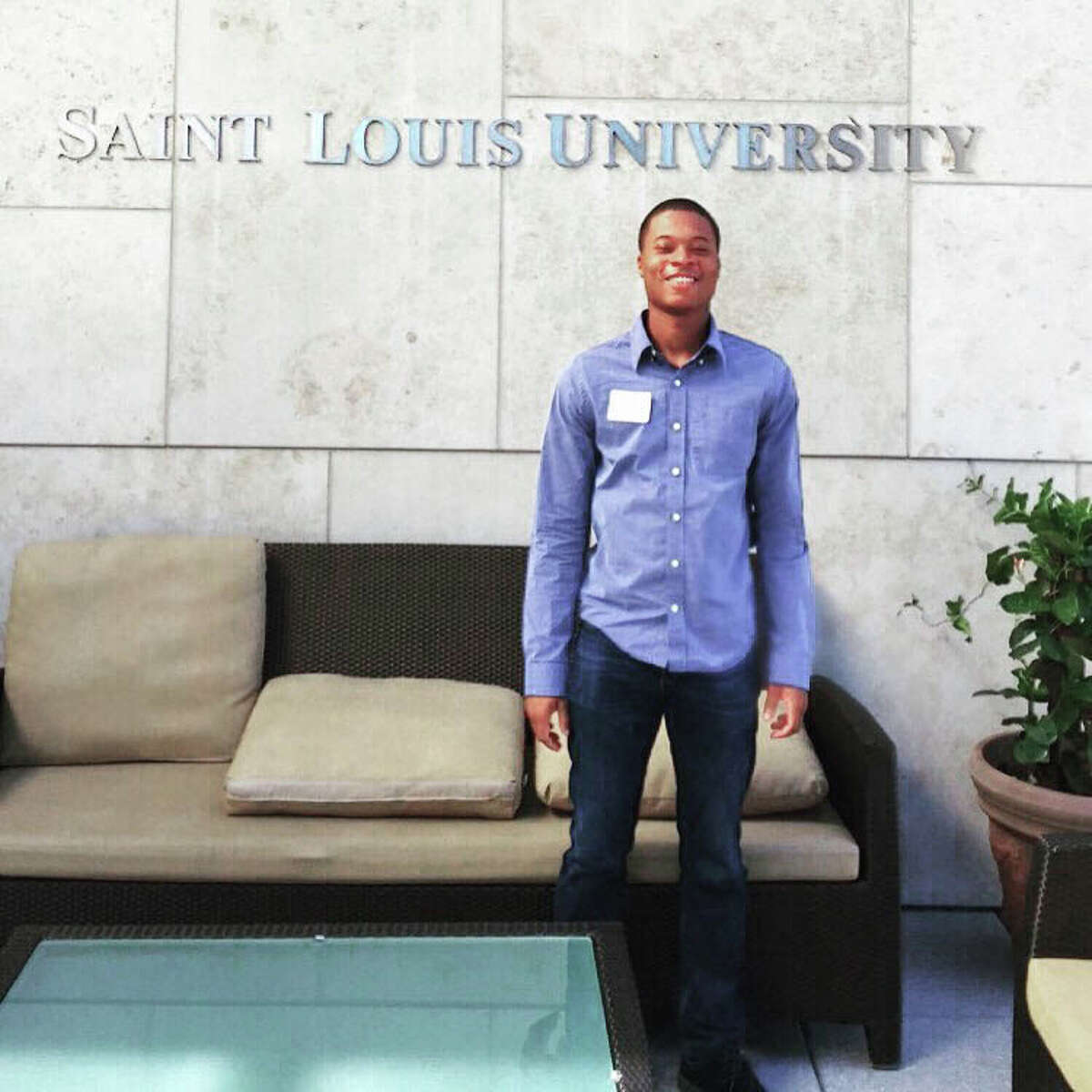 Zacharie St-Hubert, Class of 2018, Program Participant, Saint Louis University - LSAC Discover Law PLUS