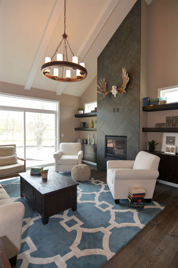 A look inside the Aston model townhouse at Malta Springs, a Barbera Homes development.