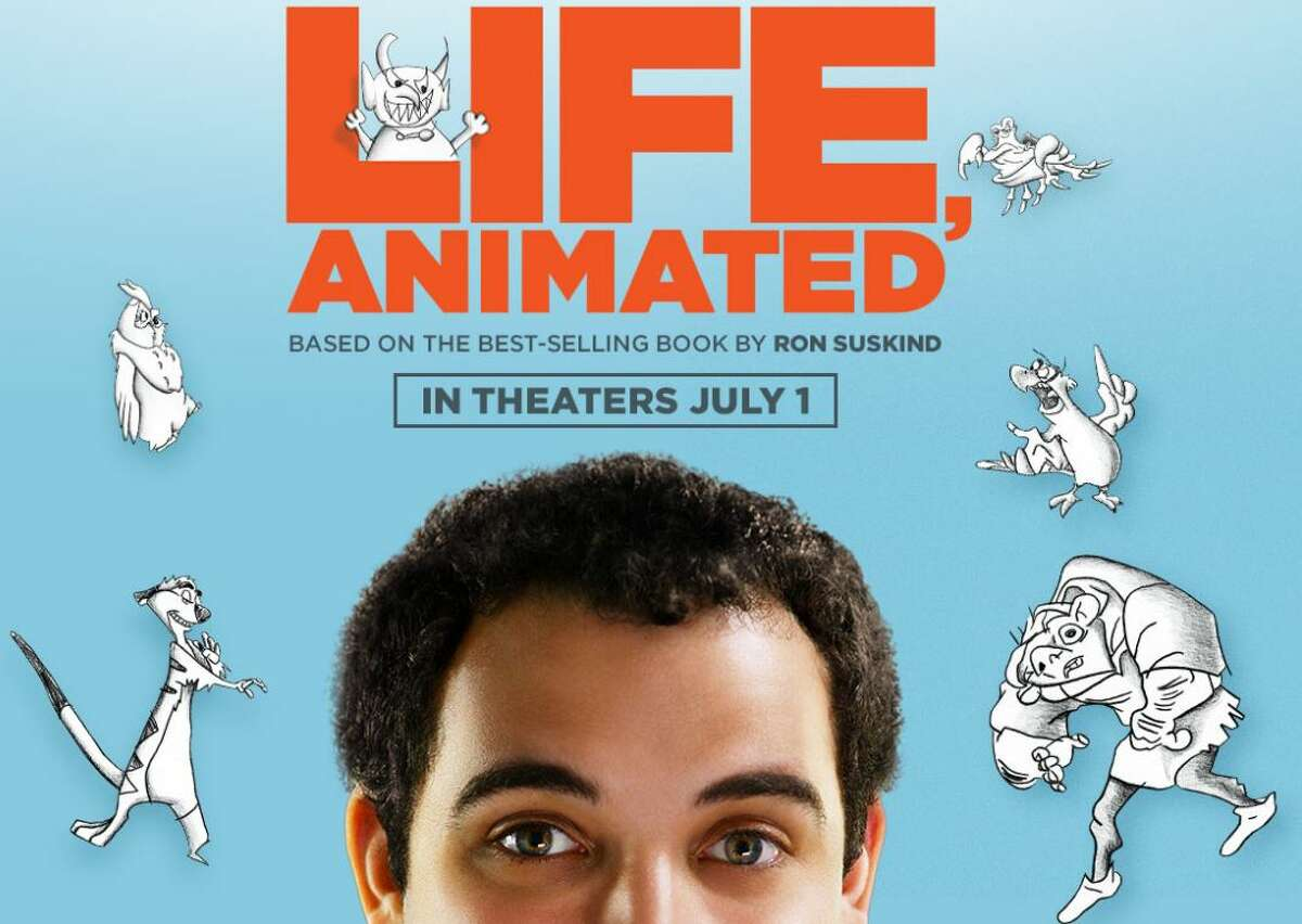 Life, Animated. A coming of age story about a boy and his family who overcame great challenges by turning Disney animated movies into a language to express love, loss, kinship and brotherhood. These local showings will benefit the Autism Society's work to empower children and adults with autism, with a portion of the proceeds from every ticket going to the local organization. When: Friday, August 12, various times. Where: GE Theatre at Proctors, 432 State Street, Schenectady. For tickets and more information, visit the website.