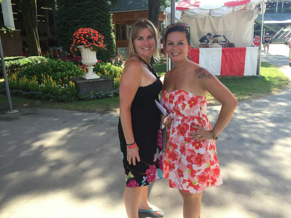 Were you Seen at Fabulous Fillies Day at the Saratoga Race Course in Saratoga Springs on Thursday, Aug. 11, 2016?