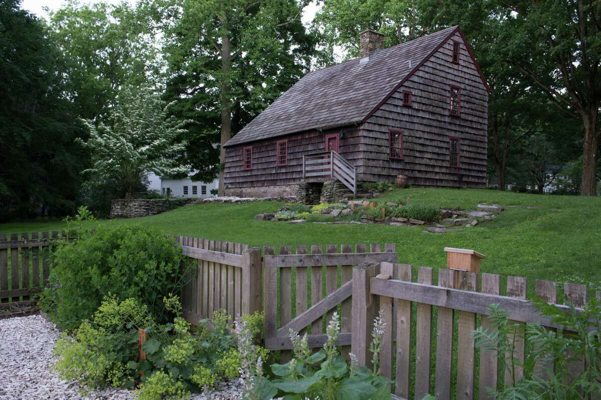 The Ogden House is an exceptional survivor of a typical mid-18th century farmhouse and provides a glimpse into the life of a middle-class colonial family.