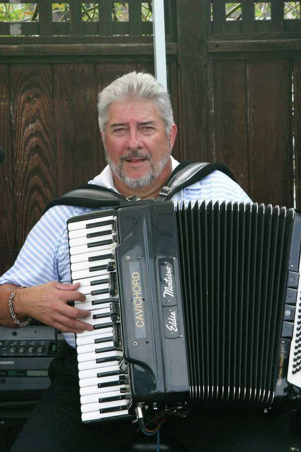 "Accordion virtuoso Eddie Monteiro will be doing just that when he jams on Sunday, Aug. 14, from 3-6 p.m. at the ""Jazz at Sono Seaport Seafood"" series. Photo: Contributed Photo"