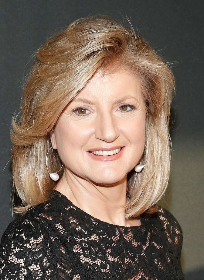 FILE - AUGUST 11: Arianna Huffington Steps Down As Editor-In-Chief for Huffington Post NEW YORK, NY - APRIL 28:  Co-founder and editor-in-chief of The Huffington Post Arianna Huffington attends the AOL 2015 Newfront on April 28, 2015 in New York City.  (Photo by Brian Ach/Getty Images for AOL) Photo: Brian Ach