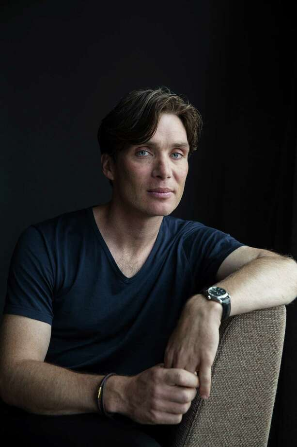 "In this Aug. 6, 2016 photo, actor Cillian Murphy poses for a portrait to promote his film, ""Anthropoid"" in New York. (Photo by Taylor Jewell/Invision/AP) ORG XMIT: NYTJ105 Photo: Taylor Jewell / Invision"