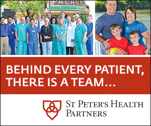 St. Peter's Hospital: Behind Every Patient, There is a Team