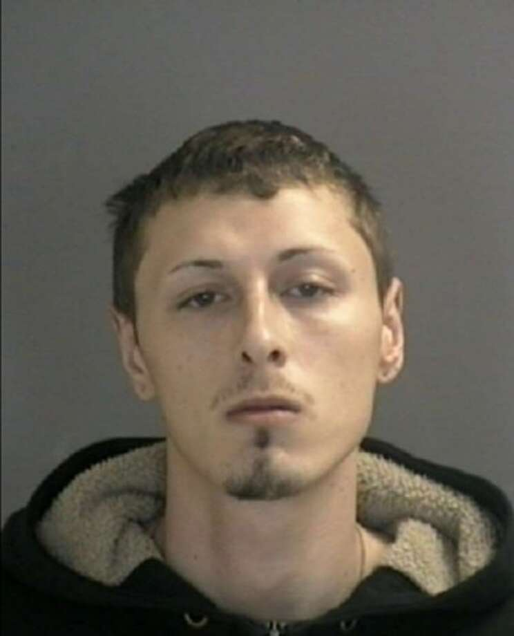 Frederick Basile, 23. (Photo: Colonie Police)