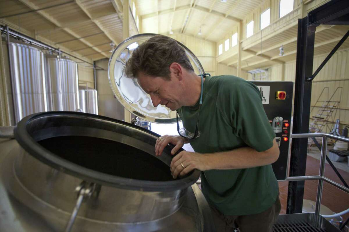 Brewmaster Grant Wood is the co-founder of Revolver Brewing in Granbury. The craft brewery on Aug. 11, announced it is being acquired by MillerCoors.