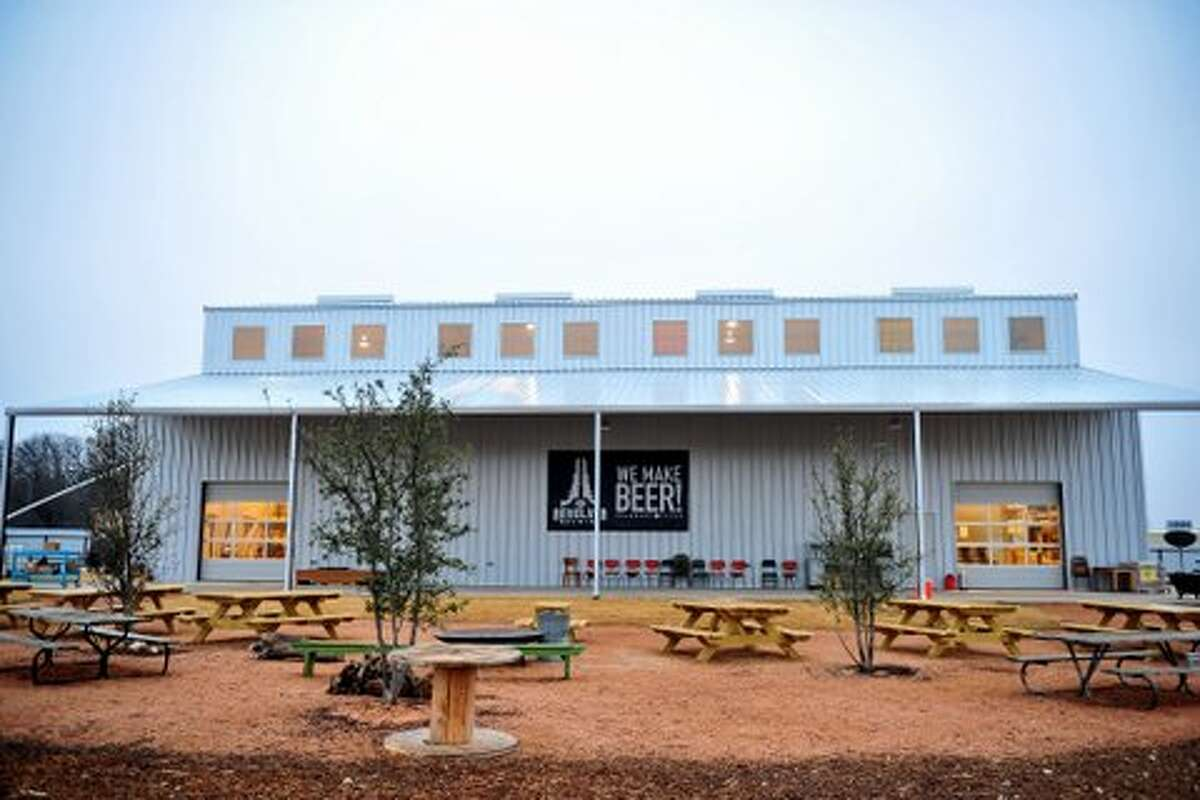 Revolver Brewing Co. opened its brewery in Granbury in 2012. Its deal with MillerCoors is one of a growing wave of agreements by major brewers with craft brewers.