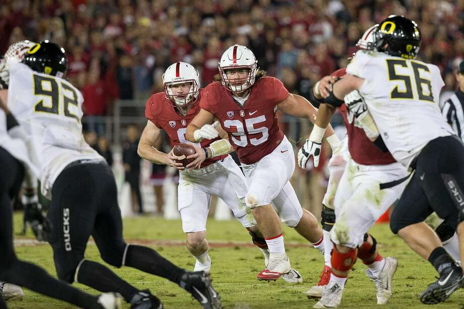 Fullback Daniel Marx (35) has been valuable as a blocker in two seasons at Stanford, but hopes to show he can run with the ball, too. Photo: Bob Drebin, Bob Drebin / Stanfordphoto.com