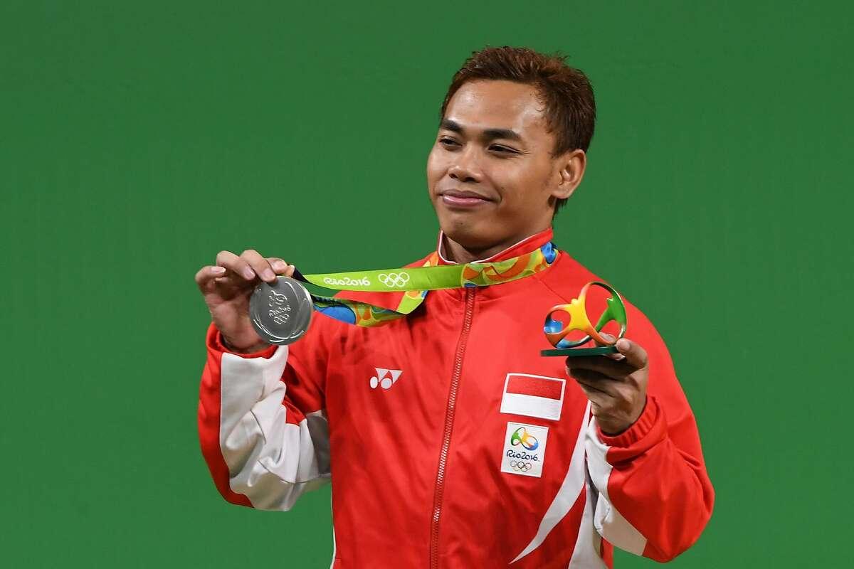 INDONESIA Gold medal bonus: $385,000